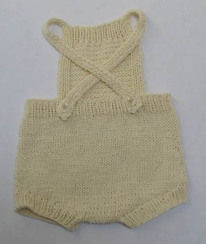 Lesley Baby Sunsuit