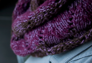 Easy Cowl Free Knitting Pattern