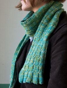 Scarf Free Knitting Pattern