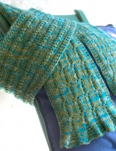 Knitting Scarves for All Seasons: 7 Free Scarf Knitting