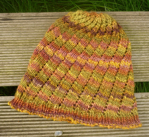 KNITTED CHEMO HAT PATTERNS