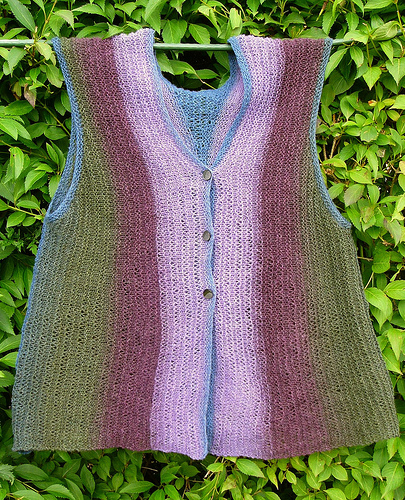 Free Knitted Vest Patterns : 405x500 source mirror