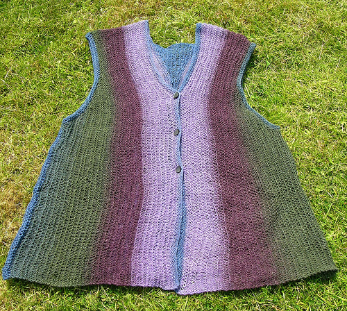 Knitting Pattern Waistcoat Free : Free Knitting Pattern Waistcoat   Catalog of Patterns